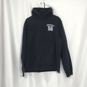 Abercrombie & Fitch Pullover Hoodie (UC11)